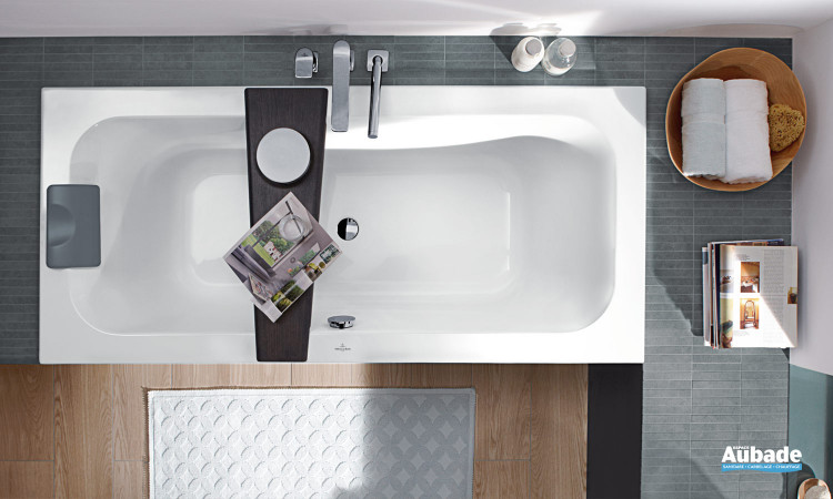 Baignoire Square Loop & friends de Villeroy & Boch