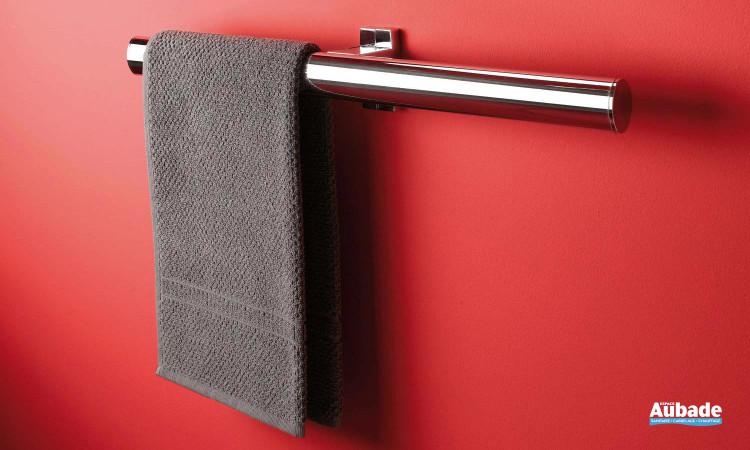 Porte-serviettes double Arsis de Pellet