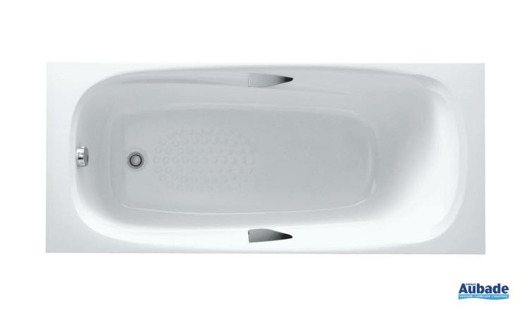 baignoire pandora d'allia en marbrex® 170 x 75 cm