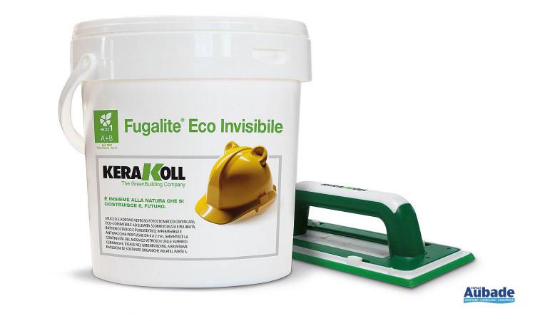 Mise en oeuvre et finition Kerakoll Fugalite Eco Invisibile
