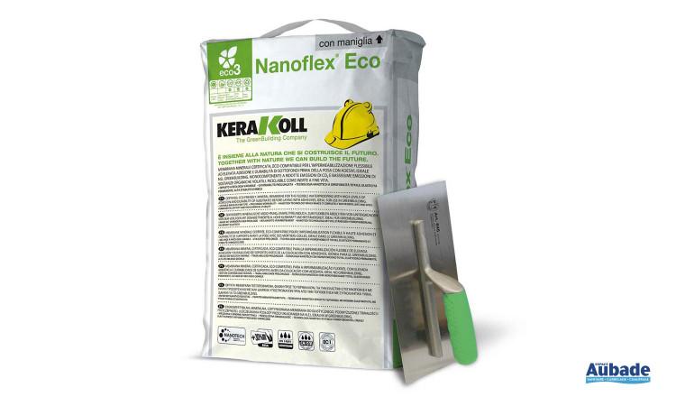 Mise en oeuvre et finition Kerakoll nanoflex Eco