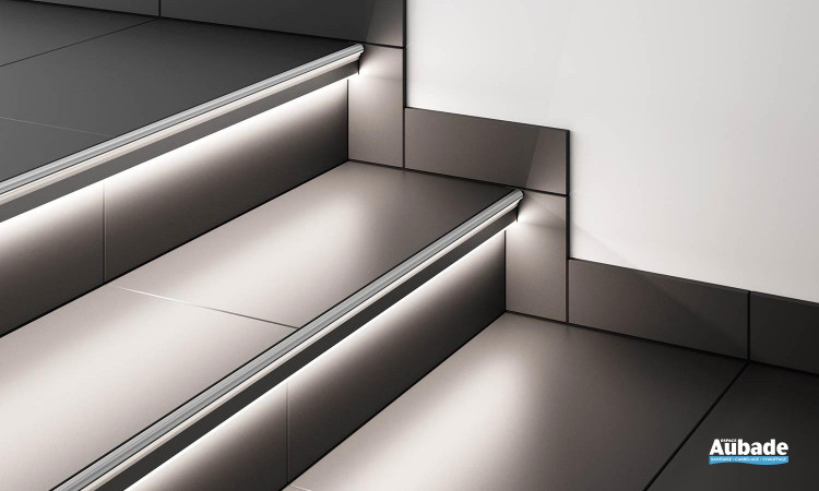 Mise en oeuvre et finition Schlüter Systems Liprotec