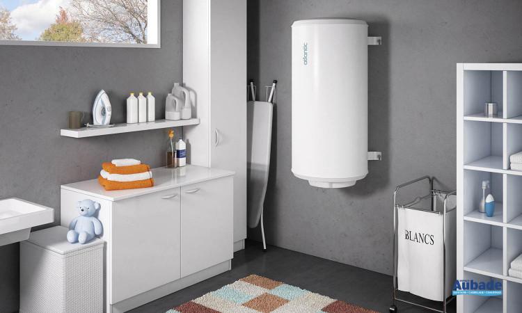 Chauffe-eau électrique Blindés de Atlantic - La solution bien-être des petits budgets