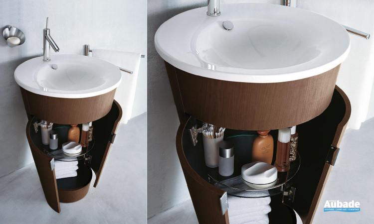 lavabo suspendu  collection Starck1 de chez duravit
