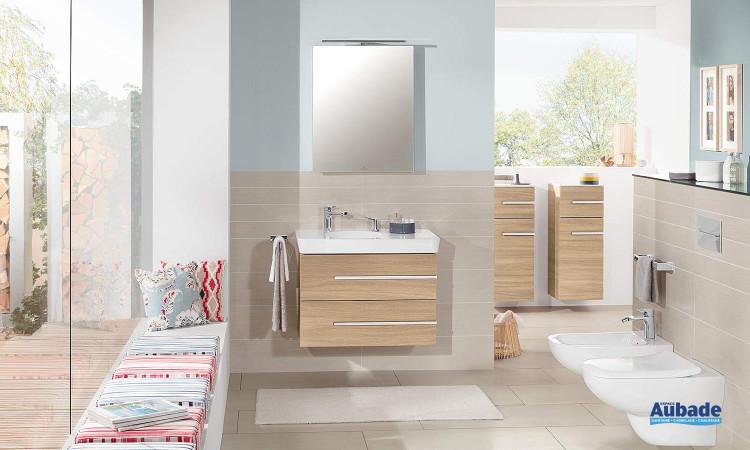 Ensemble salle de bains de Villeroy & Boch Joyce