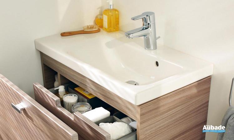 lavabo plan connect space d'ideal standard
