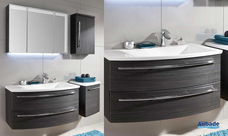Meuble salle de bains cedam crescendo, vue d'ensemble