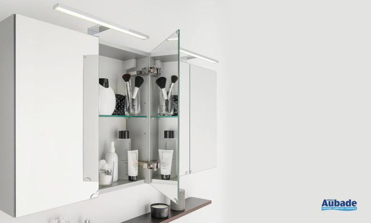 Meuble salle de bain Delphy Inspiration NC120DD 2
