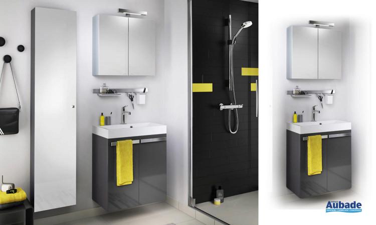 Meuble salle de bain Studio S60D 1