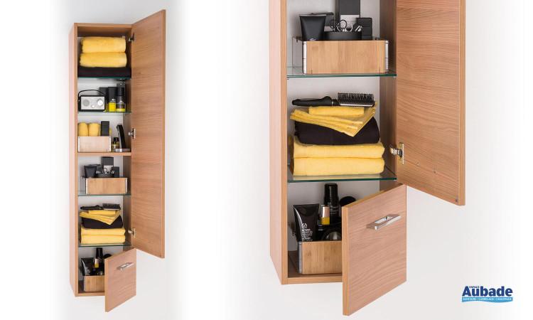 Collection meubles de salle de bains Delpha Graphic GC63D etagère
