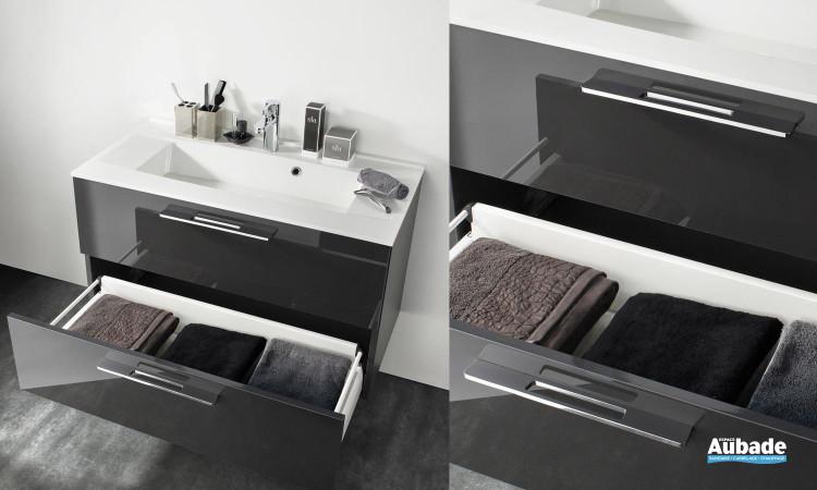 Meuble Graphic90 Delpha avec tiroirs pour rangement