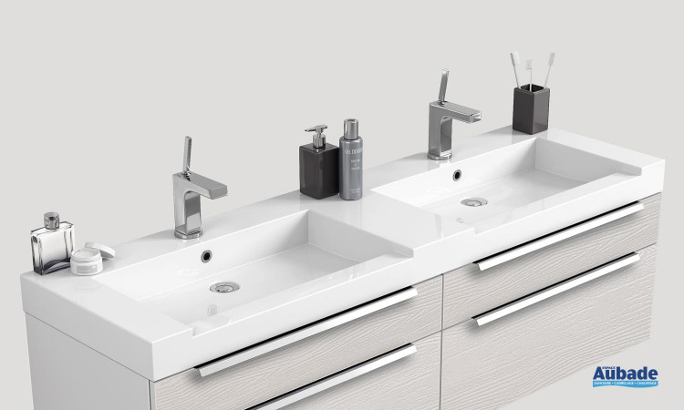 meuble vasque Delpha Inspirations NT160DA