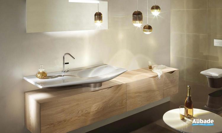 Meuble salle de bains Jacob Delafont Stillness, vue d'ensemble