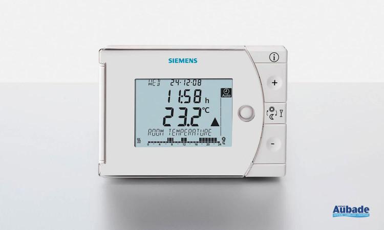 Thermostat d'ambiance REV13 Siemens  avec affichage numérique