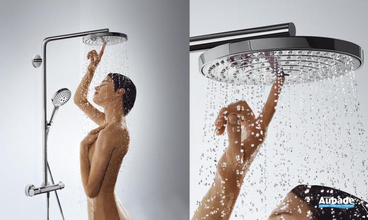 Showerpipe Raindance Select S 240 2jet d'hansgrohe