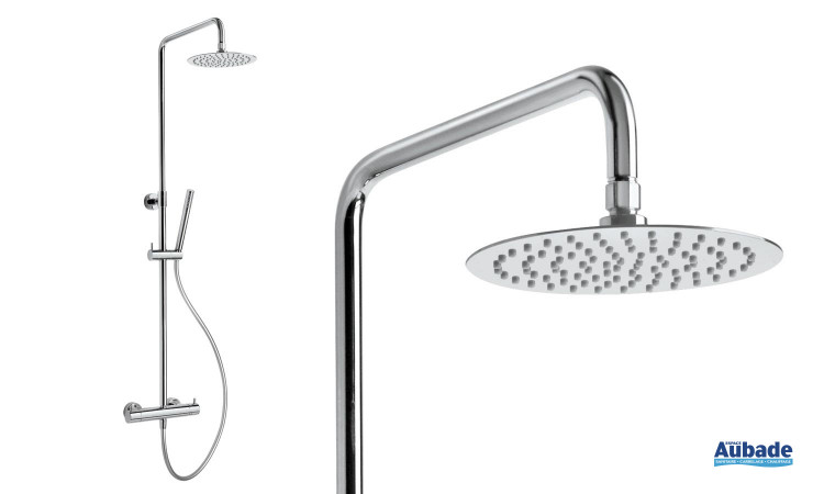 Colonne de douche Fit 200 de paini france ajustable en hauteur