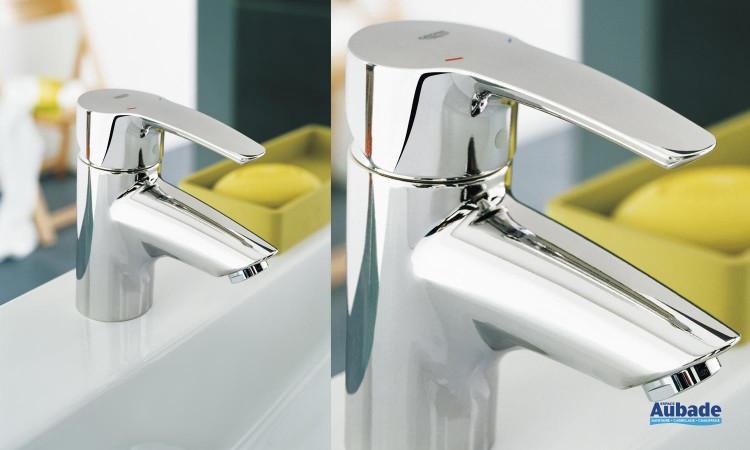 Mitigeur thermostatique pour lavabo avec butée économique Eurostyle de Grohe