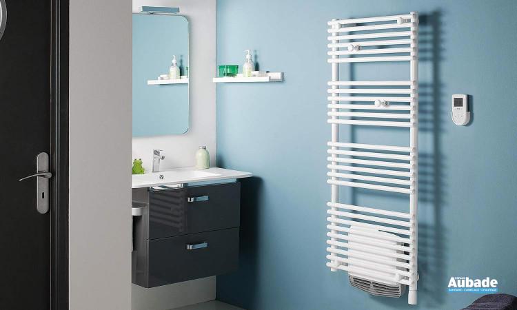 Radiateur sèche-serviettes discret et confortable Timelis Intégral d'Atlantic