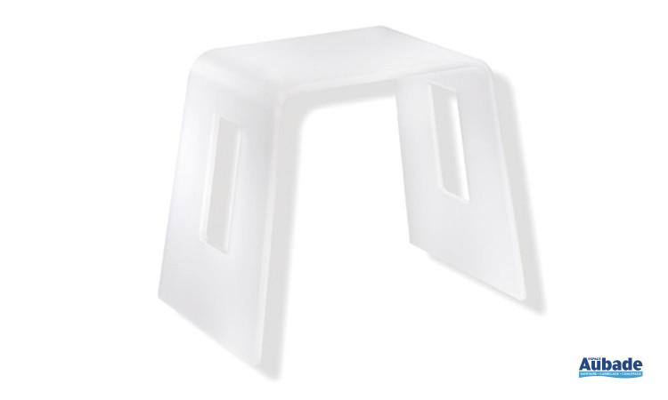 Accessoire PMR Tabouret design monobloc de Hewi