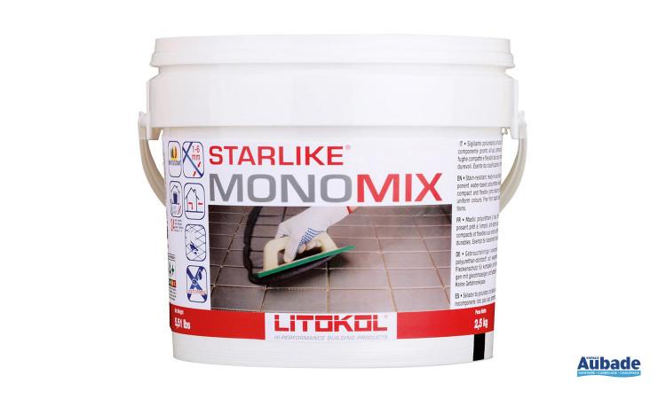Mise en oeuvre et finition carrelage Starlike® Monomix de Litokol