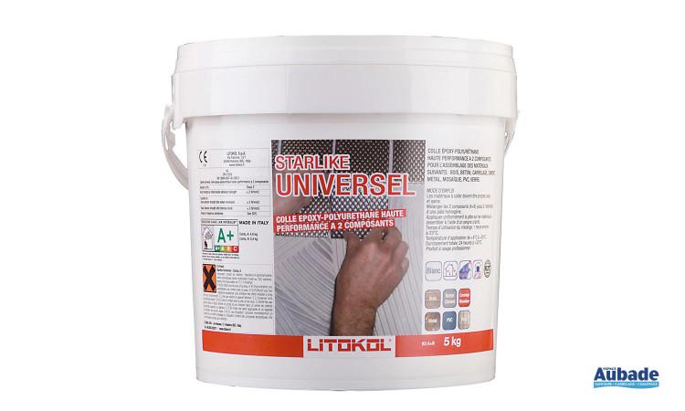 Mortier carrelage Starlike® Universel de Litokol