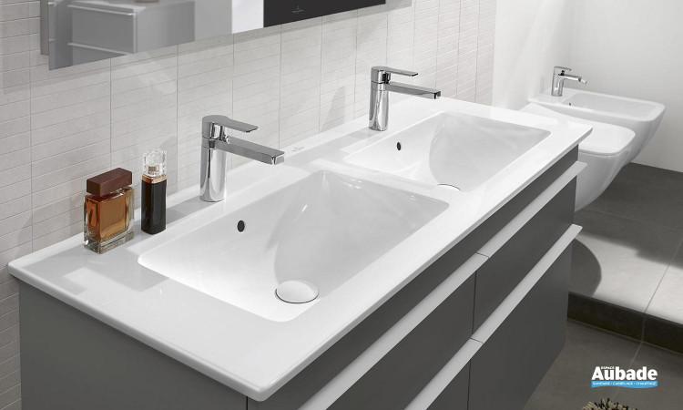 Meuble de salle de bain Venticello double vasque