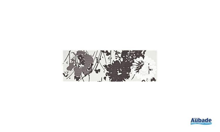 Carrelage faïence Tendance de Lasselsberger, décor motifs floraux