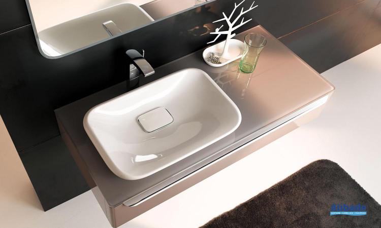 Vasque myDay à encastrer de Allia