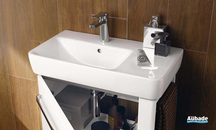Plan de toilette asymétrique Prima Style Compact d'Allia