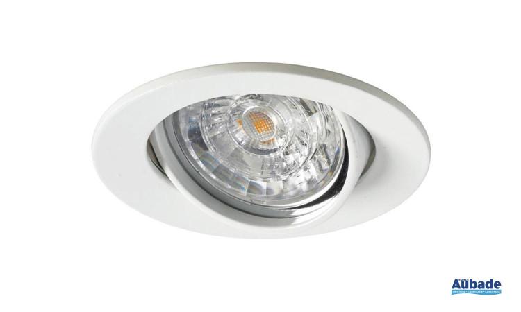 Spot encastrable Kit Inset Trend LED GU10 de Lumiance