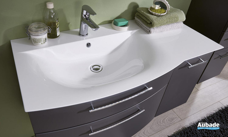 Meuble salle de bain Lotus 2