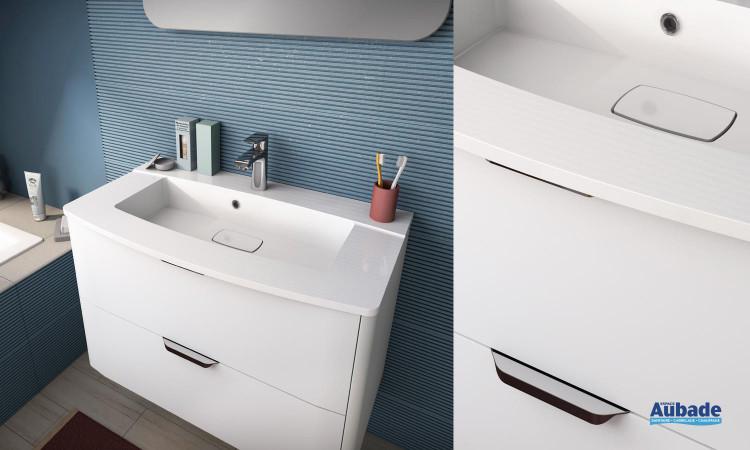 Meuble salle de bain Gala 85