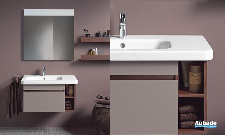 Meuble, lavabo et miroir de salle de bain Durastyle
