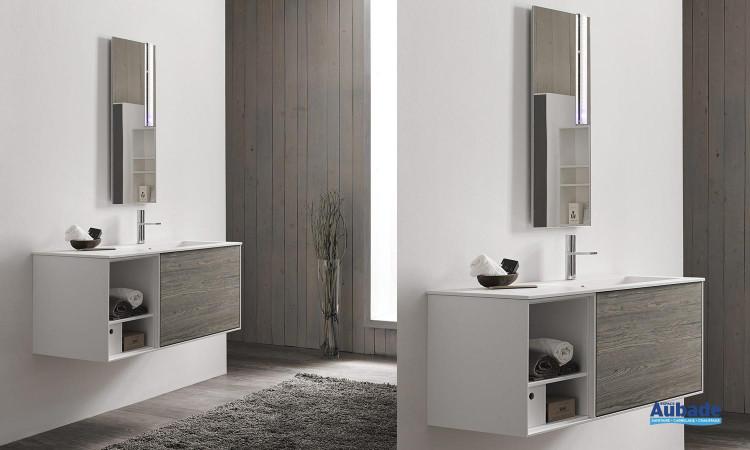 Meuble salle de bain Profilo 1