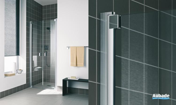 paroi de douche porte battante rothalux raya espace aubade. Black Bedroom Furniture Sets. Home Design Ideas