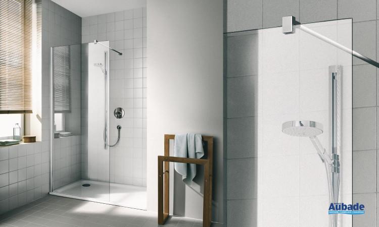 Paroi de douche Walk-in-shower Series CC TWF 1