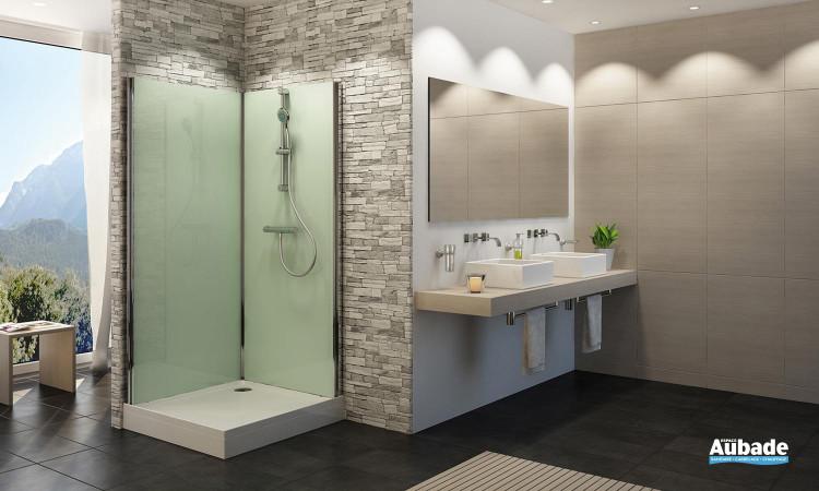Cabine de douche Modul''R carrée 1