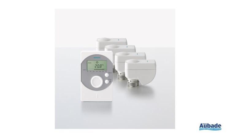 Régulateur d''ambiance & thermostat Synco™ Confort 2