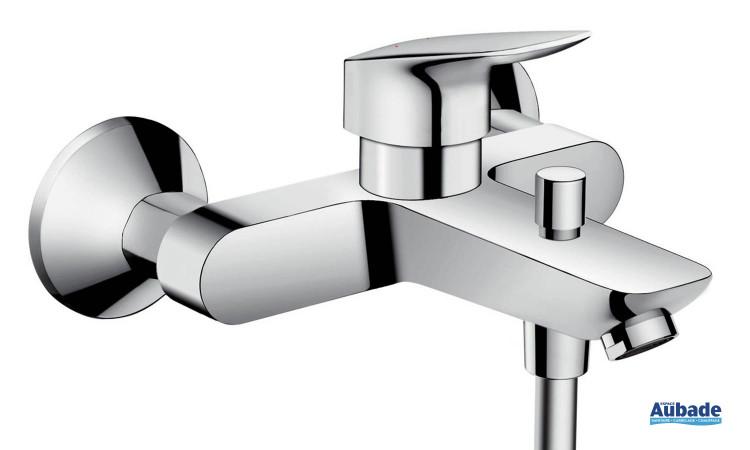 Mitigeur bain / douche, Cartouche céramique à 2 vitesses, Logis de Hangrohe