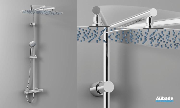 Colonne de douche Ideal Rain Luxe d'Ideal Standard