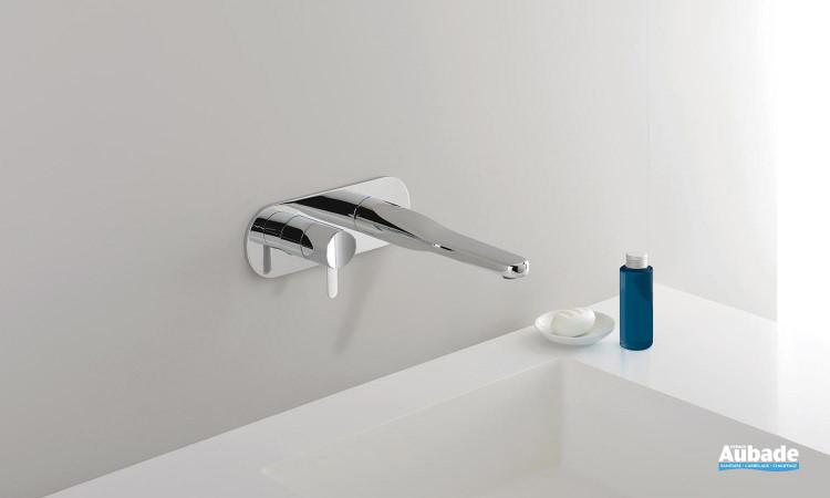 Robinet lavabo & vasque Mitigeur lavabo mural Beak 1