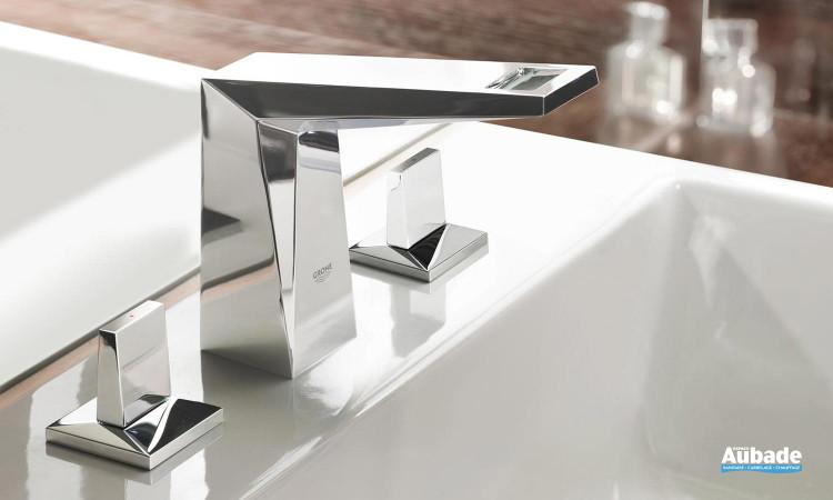 Robinet mélangeur lavabo & Vasque Allure Brilliant 1