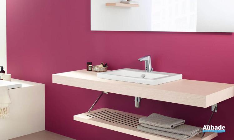 Robinet lavabo & vasque Hansalano 1