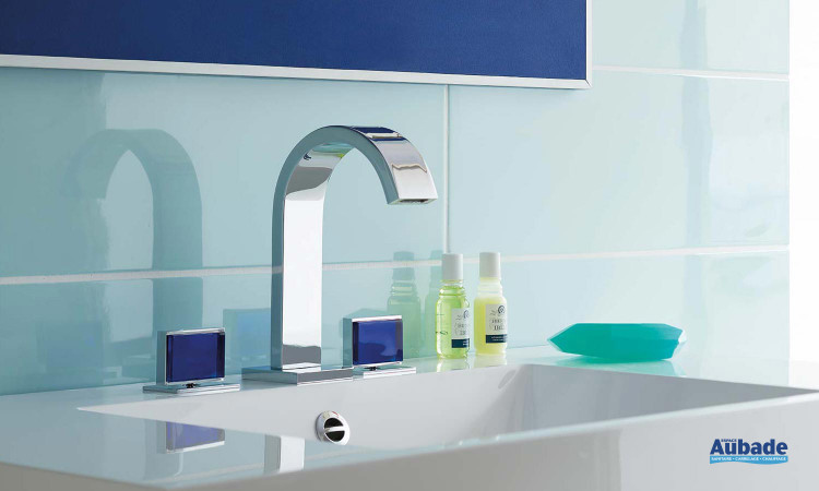 Robinet lavabo & vasque Excellence Outremer 1