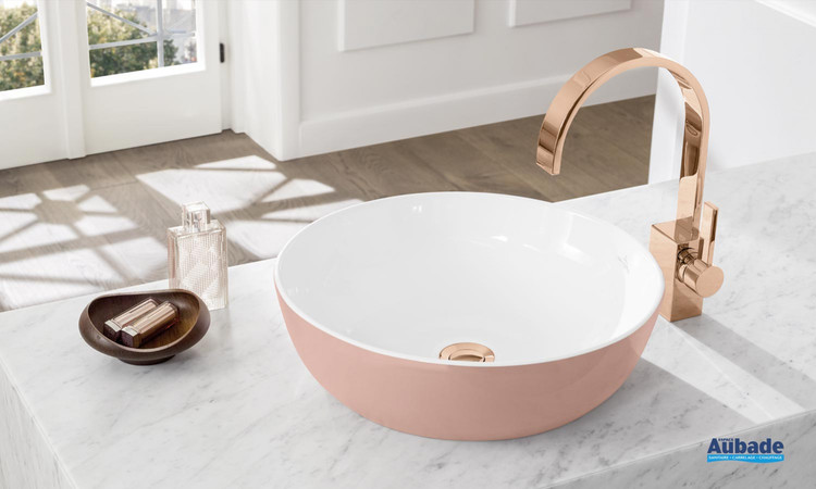 Vasque à poser ronde Artis Color de Villeroy & Boch 1