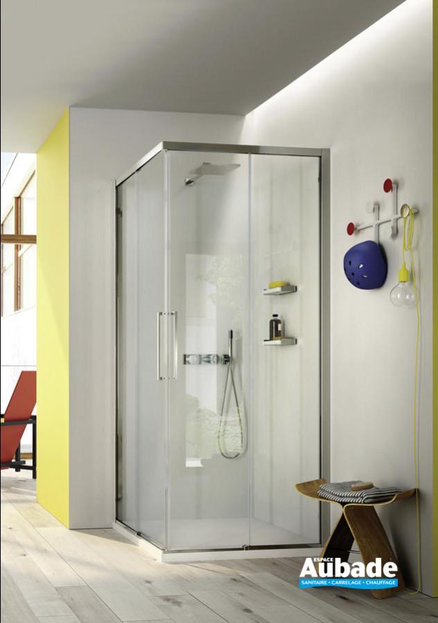 Paroi de douche Série 7000 Modèle d'angle de Vismaravetro