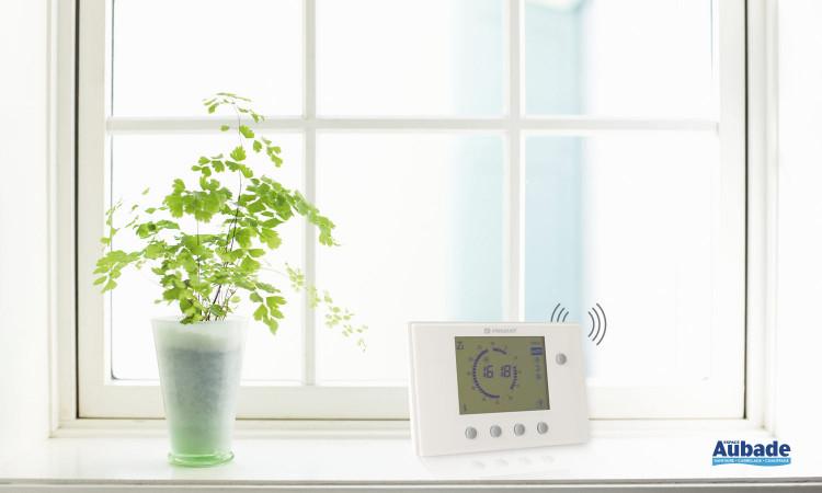 Dispositif de régulation numérique multizone de Frisquet