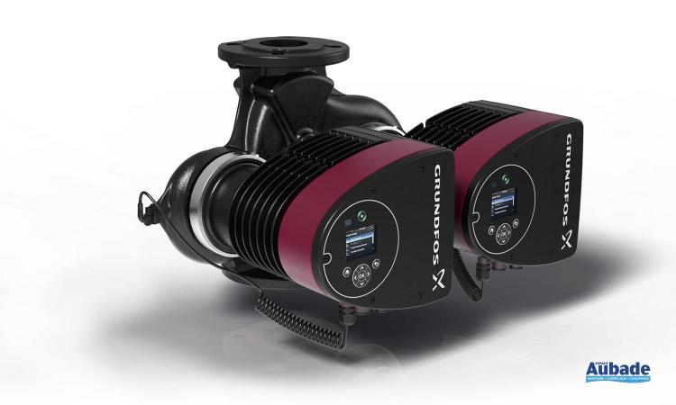 Circulateur eau chaude Magna 3 Double de Grundfos supportant haute pression