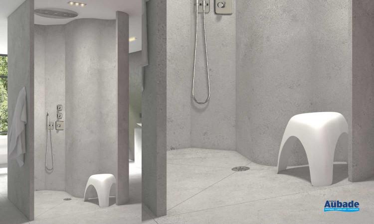 Panneau d'habillage de salle de bain Construct de Wedi