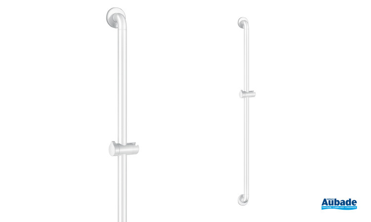 Accessoire PMR Barre droite avec coulisseau 1